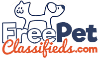 Free Pet Classifieds